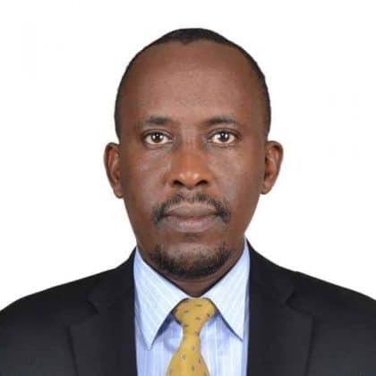 John Musinguzi Rujoki the new Commissioner General of Uganda Revenue Authority