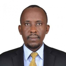 John Musinguzi Rujoki the new Commissioner General of Uganda Revenue Authority